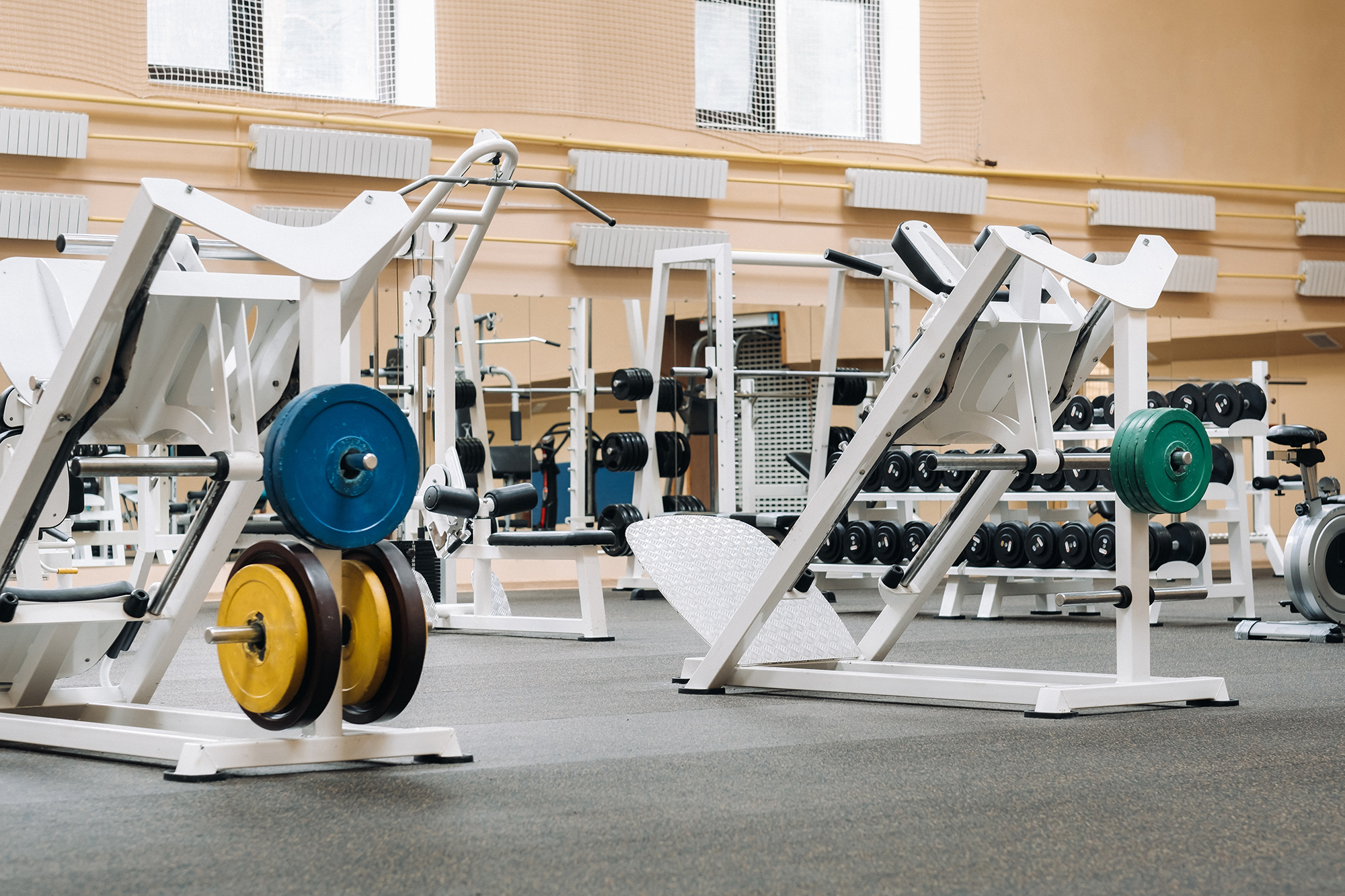 hakkımızda flex gym