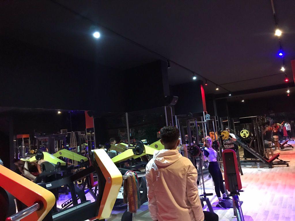 Sincan Spor Salonları Flex Gym