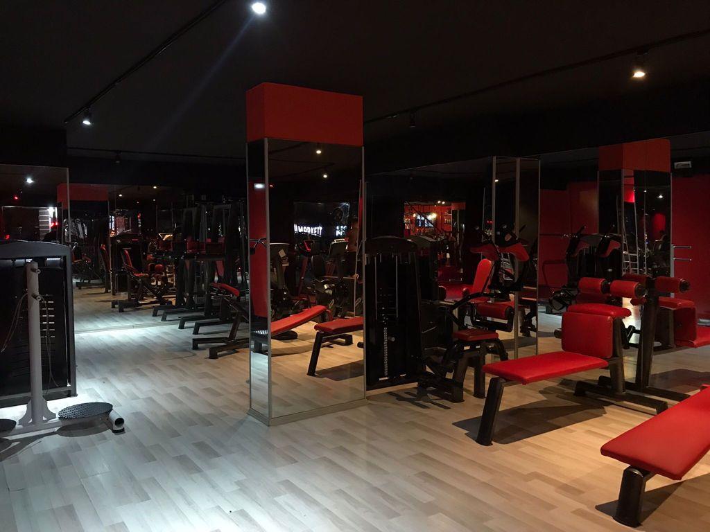 flex gym sincan spor salonu